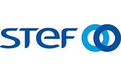 Logo STEF, partenaire du concours des vins de Mâcon